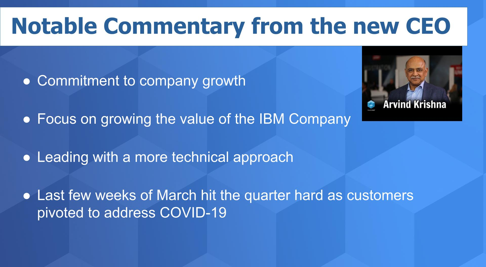 Breaking Analysis: IBM's Future Rests on its Innovation Agenda