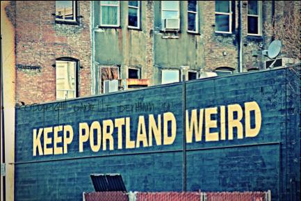 PortlandWeird